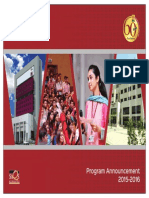 IBA Program Announcement 2015 16