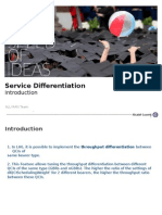 Service Differentiation 1