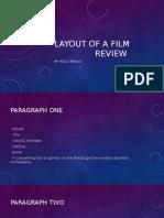 presentation film review