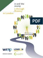 London Circular Economy Jobs Report 2015