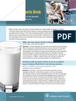 Milk Research Overview