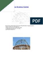 struktur kubah