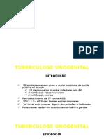 Tuberculose Genito Urinário
