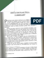 Escrito Sobre Educacao Cap 4 e 5