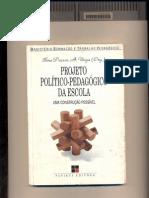 Cap 2 Do Livro Projeto Politico Pedagogico Da Escola Uma Construcao Possivel Ilma Passos Veiga