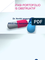 Presentasi Borang Ileus Obsruktif 1