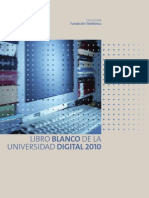 Libro Blanco de La Universidad Digital 2010