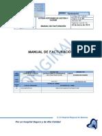 Manual de Facturacion 2013.