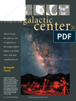 Trip to Galactic Center