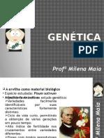 Genética 1ª Lei de Mendel