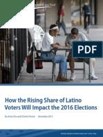 Latino Political Power