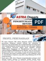 PPT Manajemen Investasi (Astra)