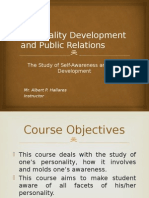 Personality Dev - Lecture 1