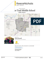 Frontier Trail Middle School Olathe KS