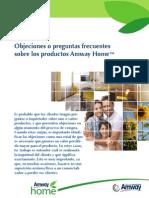 Objeciones - Amway Home