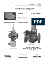 Type EZR Pressure Reducing Regulator