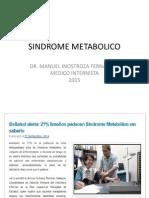 2- Sindrome Metabolico Recomendaciones