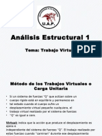 Trabajo Virtual diapositivas
