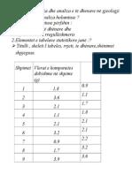 Provimi Statistika Dhe Analiza e Te Dhenave Ne Gjeologji