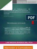 Capacitacion Programas Alimentarios Muni Puente Piedra