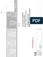 PFISTERER UPRESA Catalogo de Subestaciones