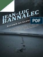 Sztorm Na Glenanach - Jean-Luc Bannalec