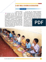 3. Role of Mid-day Meal Scheme (2)