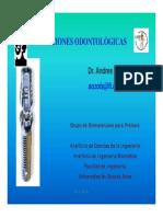 Aleaciones Odontológicas