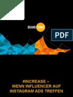 INREACH 2015 - #INCREASE – Wenn Influencer auf Instagram ADs treffen