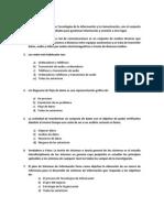 Banco de Preguntas Especialista Tics