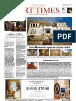 SA Art Times April 2010