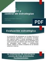 Exposicion Parte 4 Evaluacion de Estrategia