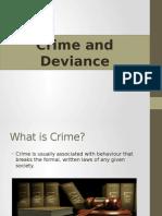 Crime & Devince