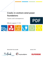 fundatie turbina eoliana  Onshore Wind Turbine Foundations