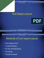 Soil Improvement Secara Hidrolis Dan Grouting