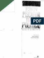Piscator, Edwin - El Teatro Político (Libro)
