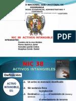 Exposicion Nic 38 Activos Intangibles
