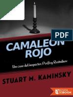 Camaleon Rojo - Stuart M. Kaminsky