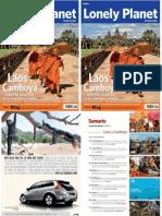 Lonely Planet - Laos y Camboya