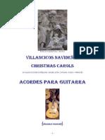 Villancicos 2.0 - Acordes Para Guitarra (Impimir a Una Cara)