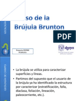 brujula brunton