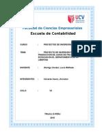 Informe Jugos Marca Peru