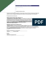 Modelos Derecho de Peticion Para Pedir Copias de La Historia Clinica y Otras Solicitudes