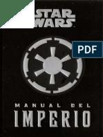 Star Wars Manual Del Imperio