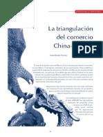 La Triangulación Del Comercio China-México