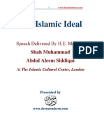 The Islamic Ideal 2nd Addition