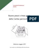 Buone Prassi Edizione 2011