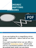 Priorsrec Magnifying Mirrors