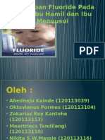 Penerapan Fluoride Pada Masa Ibu Hamil Dan Ibu Menyusui