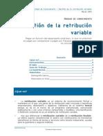 Retribucio Variable